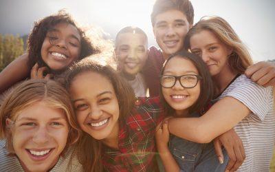 Problemas bucodentales frecuentes en la adolescencia