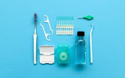 ¿Cuáles son los accesorios recomendados del cepillado dental?