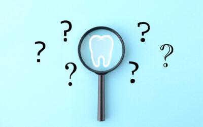 ¿Cuáles son las 5 preguntas más frecuentes sobre las visitas al dentista?